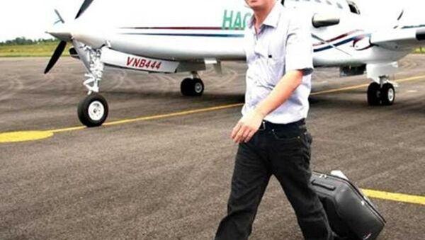 Bầu Đức đã bán chiếc King Air 350 cho Vietstar Airlines - Sputnik Việt Nam