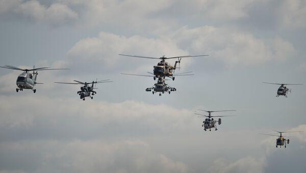 Mi-17V5 - Sputnik Việt Nam