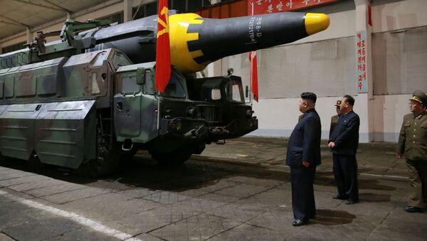 tên lửa của Bắc Triều Tiên - Sputnik Việt Nam