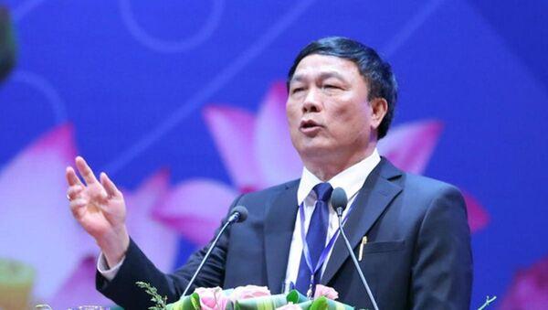 Nguyễn Văn Đệ, Chủ tịch HĐQT Công ty Hợp Lực  - Sputnik Việt Nam