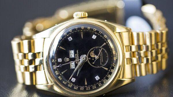 Vua Bảo Đại mua chiếc đồng hồ Rolex đắt giá nhất thế giới như thế nào? - Sputnik Việt Nam