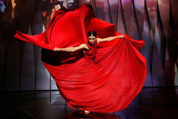 Nữ vũ công Tây Ban Nha Blanca Li biểu diễn tại lễ khai mạc liên hoan phim - Sputnik Việt Nam