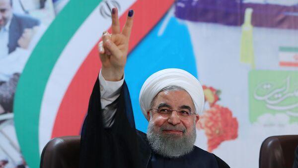Hassan Rouhani - Sputnik Việt Nam