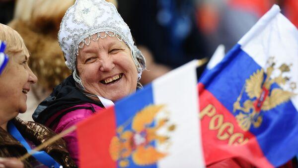 Bloomberg: tại sao ở Matxcơva người ta cười nhạo báng Mỹ? - Sputnik Việt Nam
