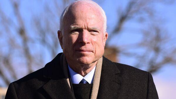 John McCain - Sputnik Việt Nam