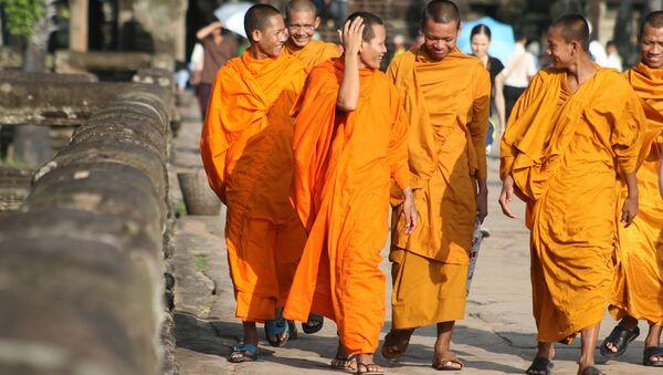Tu sĩ Phật giáo - Sputnik Việt Nam