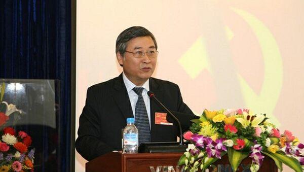 Ông Phí Thái Bình - Sputnik Việt Nam