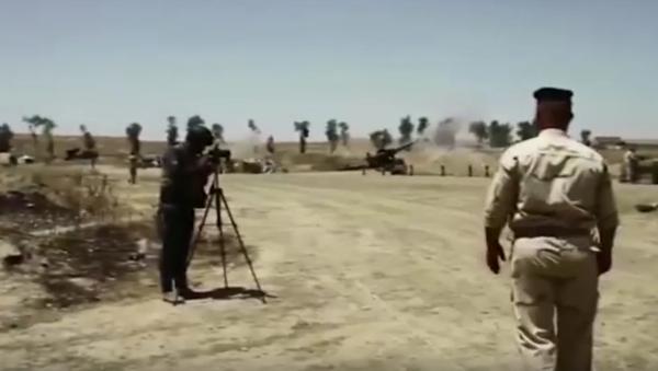 Iraq bắt đầu giai đoạn cuối giải phóng Mosul - Sputnik Việt Nam