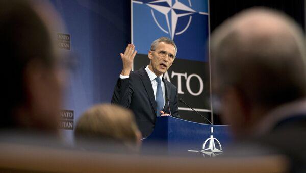 NATO, Jens Stoltenberg - Sputnik Việt Nam