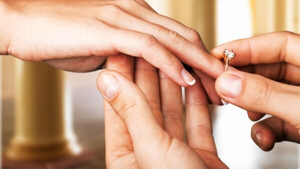 đề nghị kết hôn - Sputnik Việt Nam