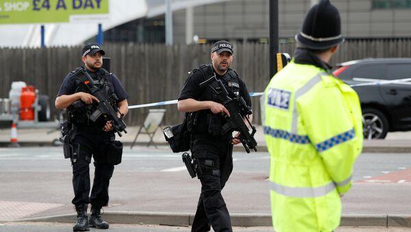 vụ tấn công tại sân vận động ở Manchester - Sputnik Việt Nam