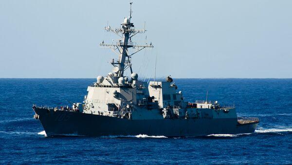 USS Dewey (DDG-105) - Sputnik Việt Nam