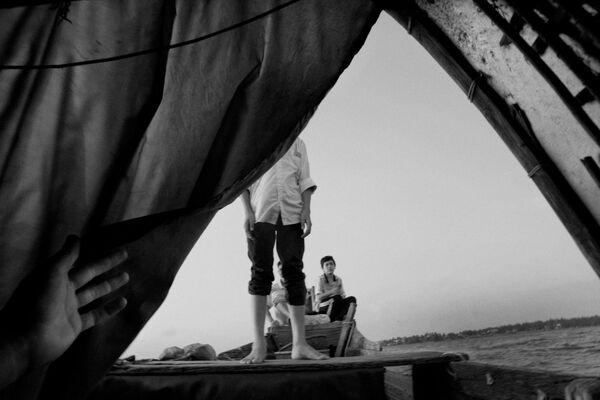 Câu cá ban mai ở miền Trung Việt Nam - Sputnik Việt Nam