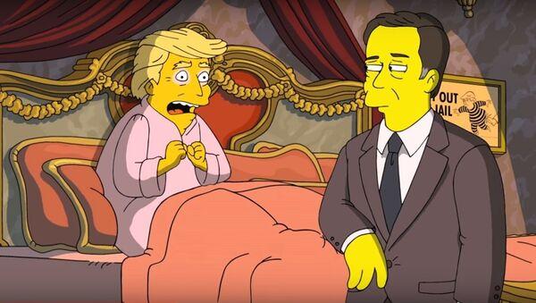 Chương trình The Simpsons mới - Sputnik Việt Nam