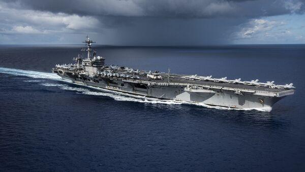 USS Nimitz - Sputnik Việt Nam