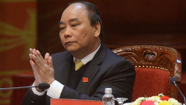 Nguyễn Xuân Phúc - Sputnik Việt Nam