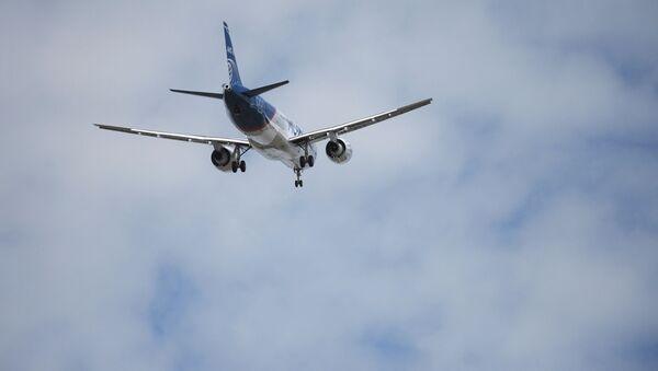 Bầu trời thân thiện đón nhận máy bay mới ... - Sputnik Việt Nam