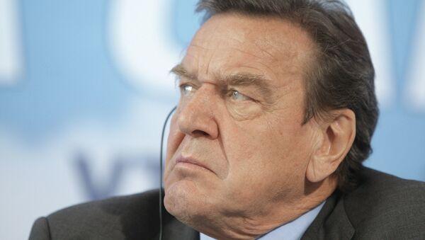 Gerhard Schroeder - Sputnik Việt Nam