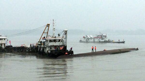 Tai nạn thảm khốc ở Trung Quốc: Đắm tàu chở 400 hành khách - Sputnik Việt Nam