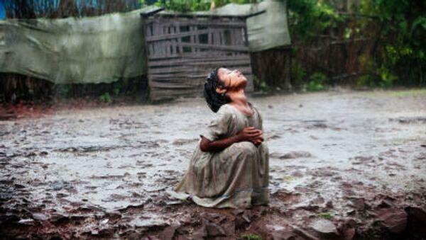 Tác phẩm ««Poonam's Tale of Hope in Bhopal» của nhiếp ảnh gia Italy Alex Masi. Giải III trong hạng mục Cuộc sống thường nhật. Loạt ảnh. - Sputnik Việt Nam