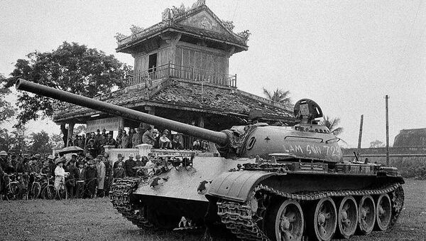 танк т-54 - Sputnik Việt Nam