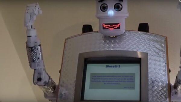 Tại Đức robot thay thế công việc của linh mục - Sputnik Việt Nam