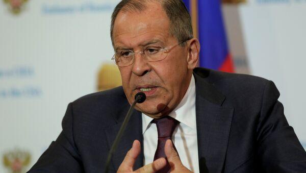 Ngoại trưởng Sergei Lavrov - Sputnik Việt Nam