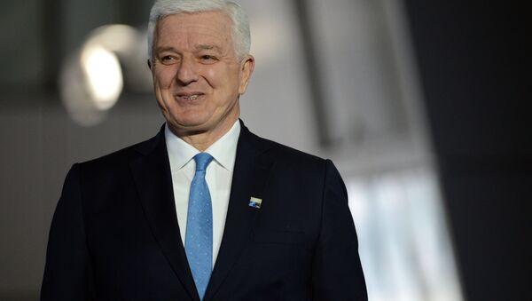 Thủ tướng Montenegro Dusko Markovic - Sputnik Việt Nam