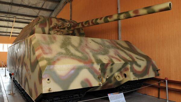 Panzer VIII Maus - Sputnik Việt Nam