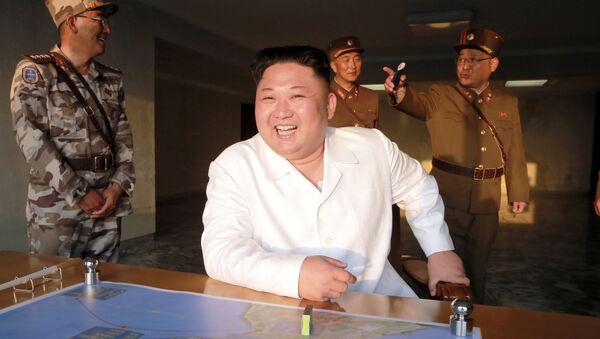 Kim Jong-un - Sputnik Việt Nam