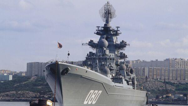 Đô đốc Nakhimov - Sputnik Việt Nam