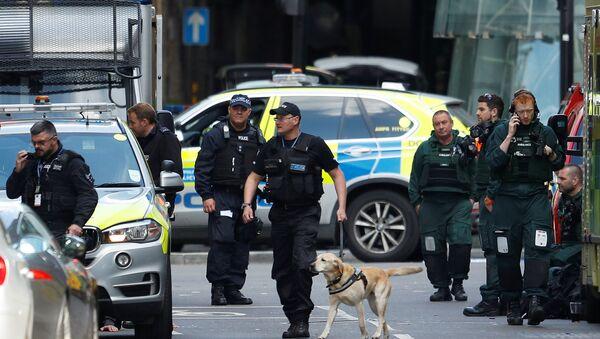 Bác sĩ người Nga có mặt tại hiện trường kể về vụ khủng bố ở London - Sputnik Việt Nam