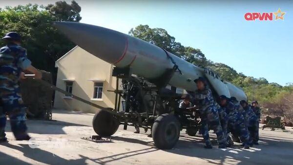 Bộ quốc phòng kiểm tra sẵn sàng chiến đấu Quân chủng Hải quân - Sputnik Việt Nam
