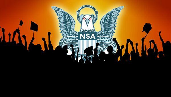 NSA - Sputnik Việt Nam