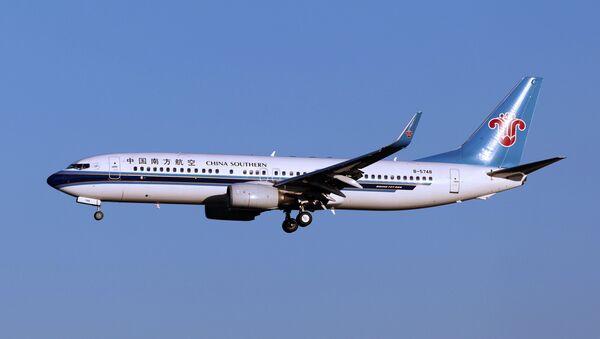 China Southern Airlines | Boeing 737-81B(WL) | PEK - Sputnik Việt Nam
