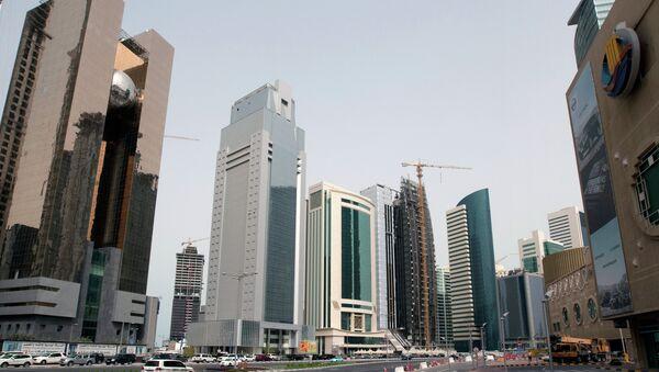 Doha, Qatar - Sputnik Việt Nam