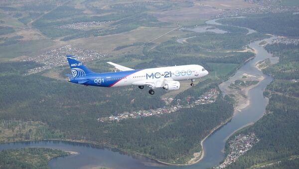 Máy bay MC-21 - Sputnik Việt Nam