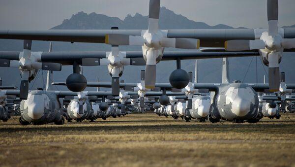 C-130 Hercules - Sputnik Việt Nam