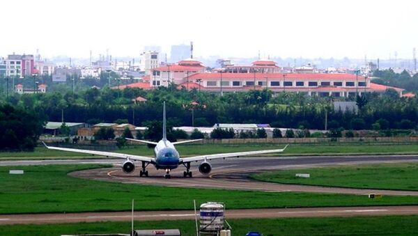 Sân bay Tân Sơn Nhất - Sputnik Việt Nam