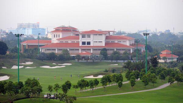 Sân golf Tân Sơn Nhất - Sputnik Việt Nam