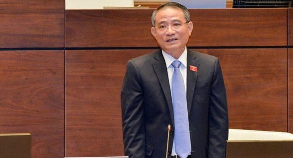 Bộ Giao thông vận tải Trương Quang Nghĩa.