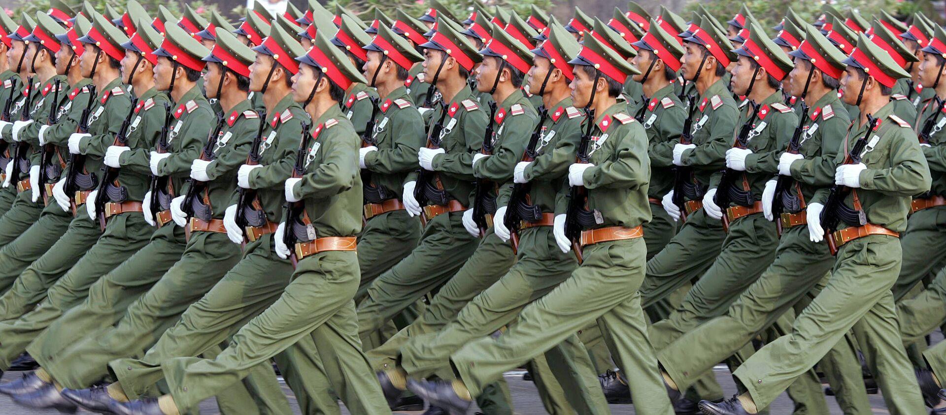 Các chiến sĩ Việt Nam - Sputnik Việt Nam, 1920, 08.09.2021