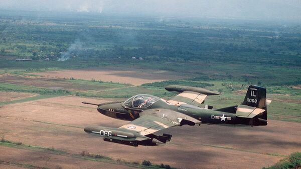 A-37 Dragonfly - Sputnik Việt Nam