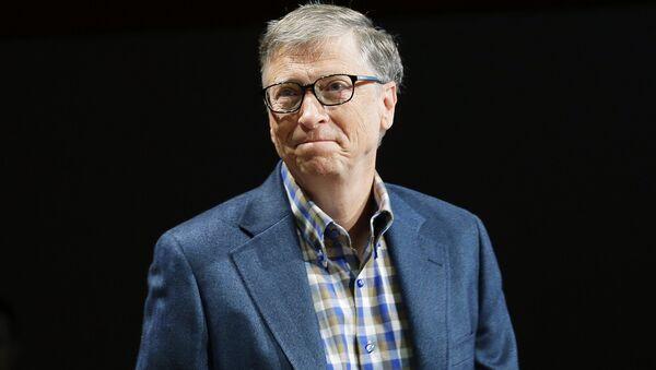 Bill Gates. - Sputnik Việt Nam