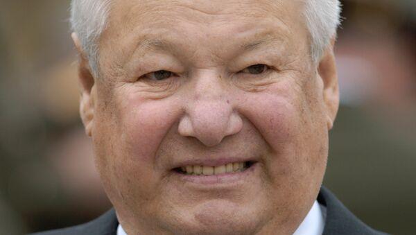 Boris Yeltsin - Sputnik Việt Nam