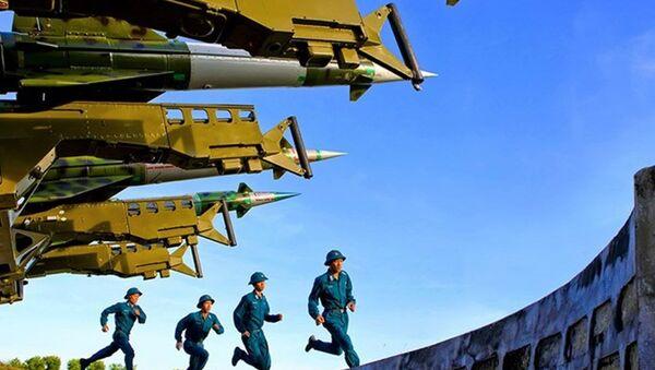 Việt Nam tự nâng cấp 12 tổ hợp tên lửa phòng không - Sputnik Việt Nam