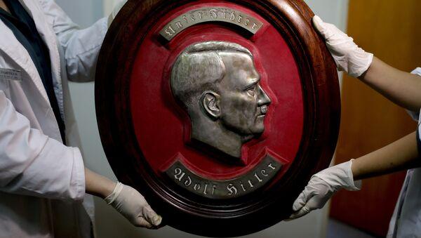Phát hiện kho đồ dùng cá nhân của Đức Quốc xã tại Argentina - Sputnik Việt Nam