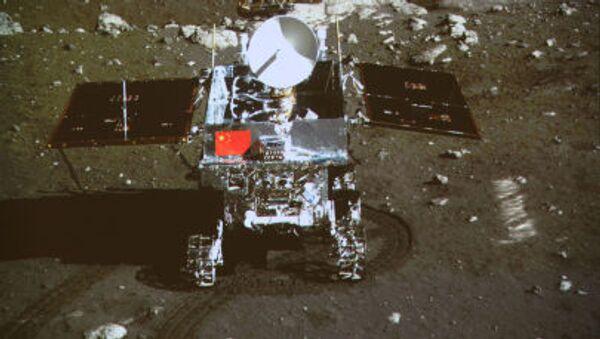 mô-đun đổ bộ mặt trăng Yutu của Trung Quốc  - Sputnik Việt Nam