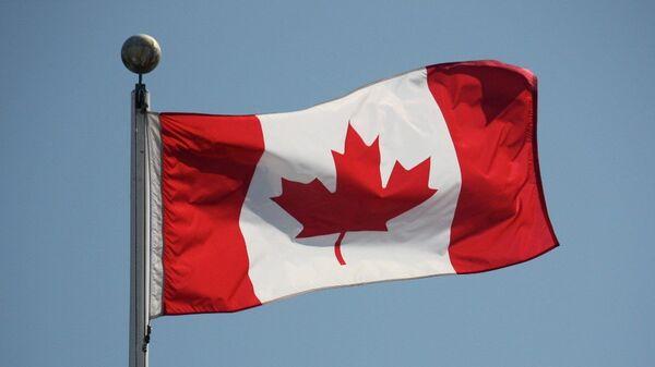 Quốc kỳ Canada - Sputnik Việt Nam