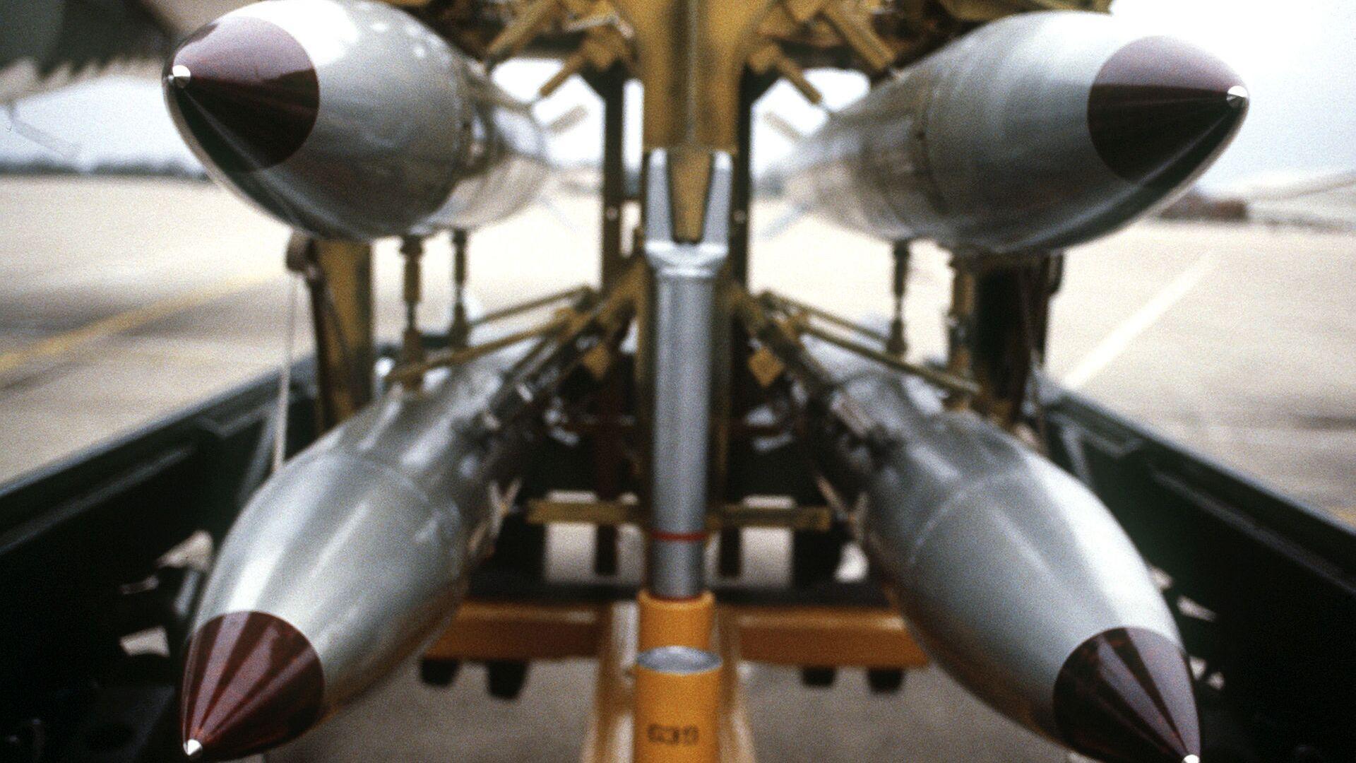 Bom hạt nhân B61 của Mỹ - Sputnik Việt Nam, 1920, 29.07.2021